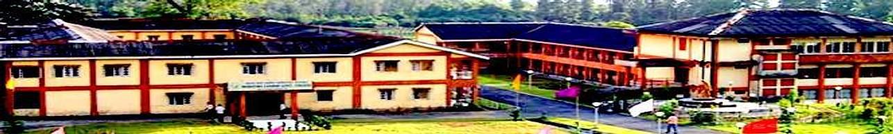Mahatma Gandhi Government College, Mayabander