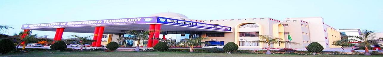 Indus Institute of Technology & Engineering - [IITE], Ahmedabad