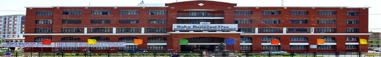 Babu Banarasi Das National Institute of Technology & Management - [BBDNITM], Lucknow - Course & Fees Details