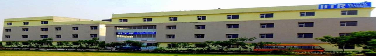 Ishwar Institute of Technology and Research - [IITR], Faridabad