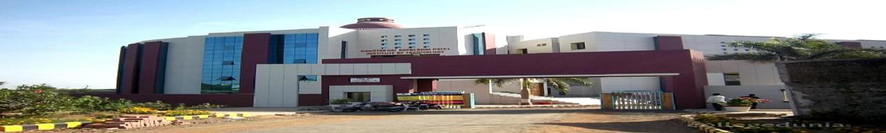 Chhotubhai Gopalbhai Patel Institute of Technology, Uka Tarsadia University - [CGPIT], Bardoli - Scholarship Details