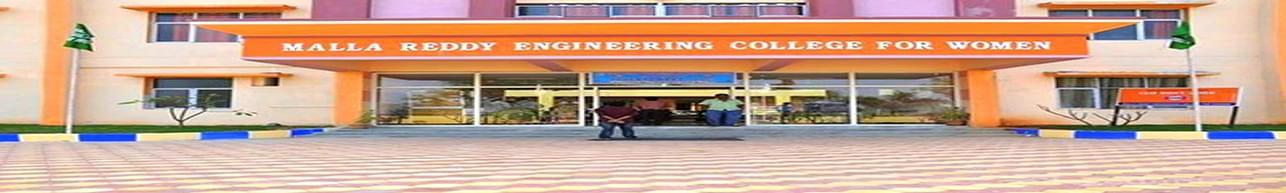Malla Reddy Engineering College for Women - [MRECW], Secunderabad