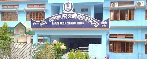 Nagaon GNDG Commerce College, Nagaon - List of Professors and Faculty