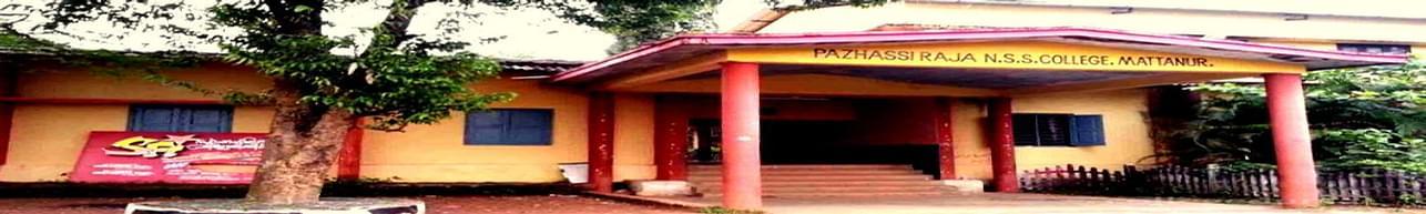 Pazhassi Raja NSS College - [PRNSS] Mattanur, Kannur - Placement Details and Companies Visiting