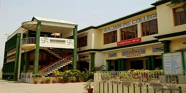 S.A Jain College, Ambala - Course & Fees Details