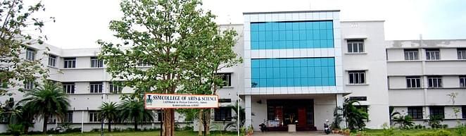 SSM College of Arts and Science, Namakkal