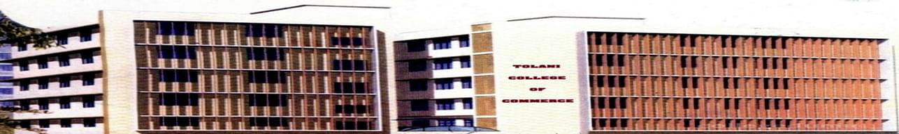 Tolani College of Commerce - [TCC], Mumbai