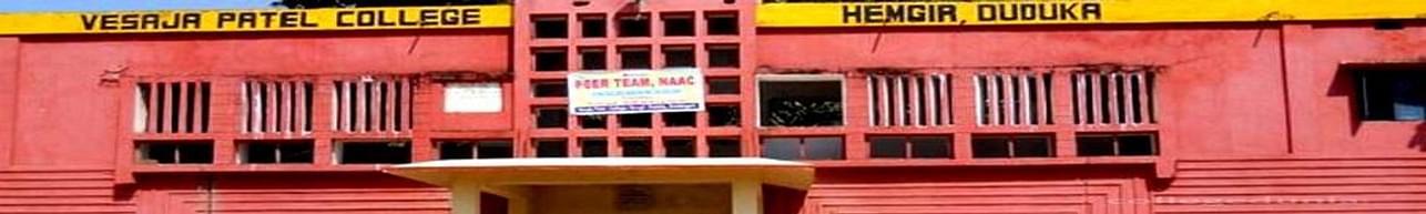 Vesaja Patel College, Sundergarh