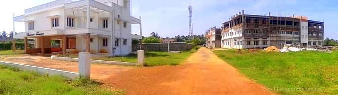 Aalim Muhammed Salegh Academy of Architecture, Chennai