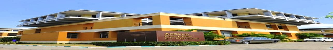 Apollo College of Nursing - [ACN], Chennai