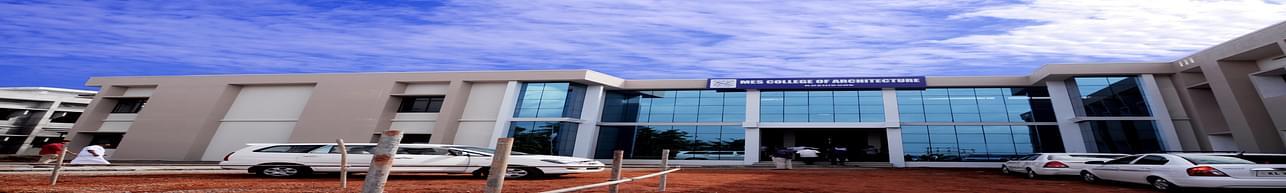 MES College of Architecture Kakkodi, Kozhikode