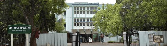Madurai Kamaraj University, Directorate of Distance Education - [MKUDDE], Madurai