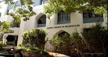 MCE Society's Allana College of Architecture, Pune