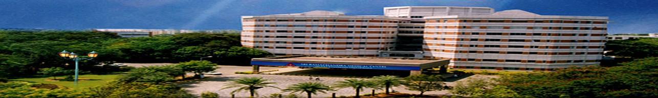Sri Ramachandra College of Allied Health Sciences - [AHS], Chennai - Course & Fees Details
