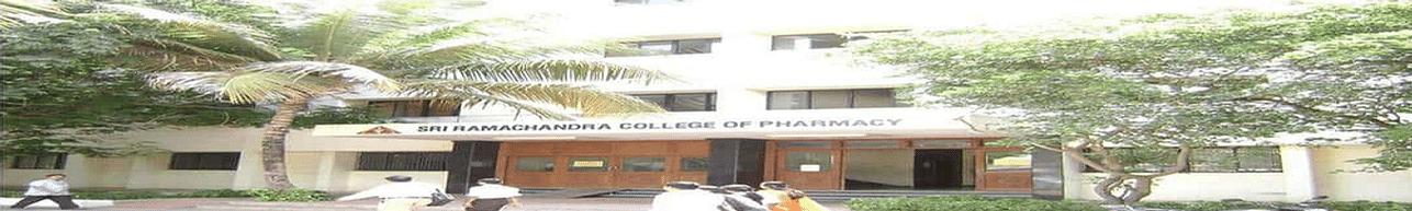 Sri Ramachandra College of Physiotherapy, Chennai