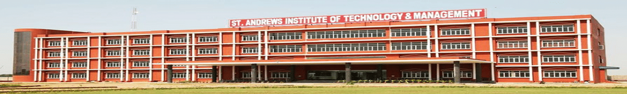St. Andrews Institute of Technology and Management - [SAITM], Gurgaon - Course & Fees Details