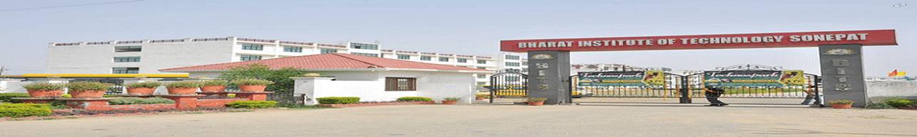 Bharat Institute of Technology - [BITS], Sonepat