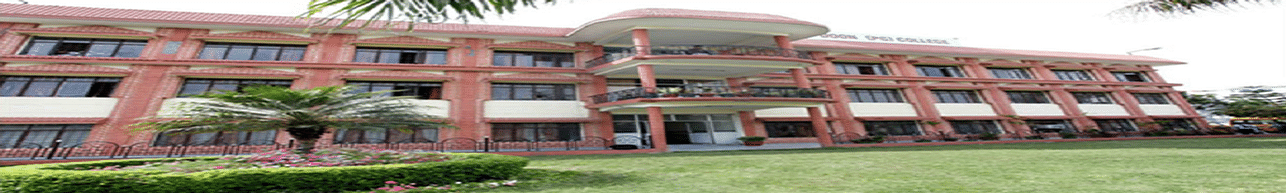 Doon P.G. Paramedical College & Hospital, Dehradun - Course & Fees Details