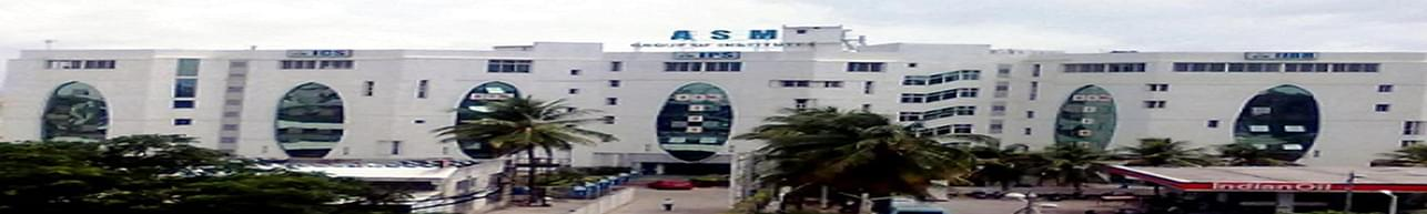 ASM's Institute of Business Management & Research - [IBMR], Pune