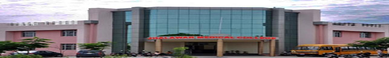 Jhalawar Hospital & Medical College, Jhalawar - Admission Details 2020
