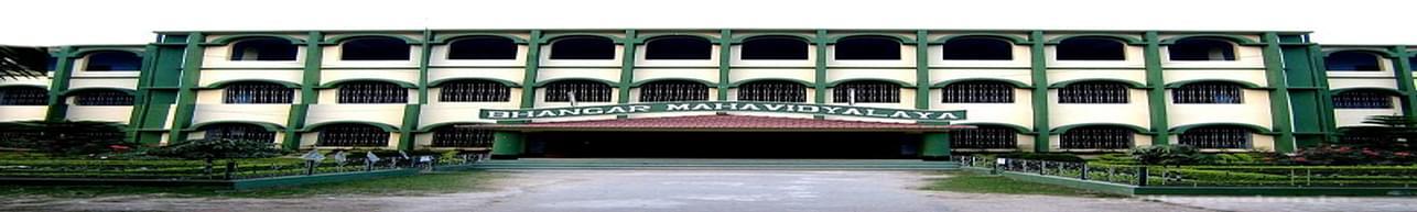 Bhangar Mahavidyalaya, South 24 Parganas - Course & Fees Details