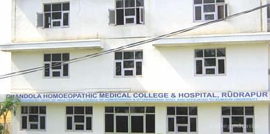 Chandola Homoeopathic Medical College and Hospital, Udham Singh Nagar