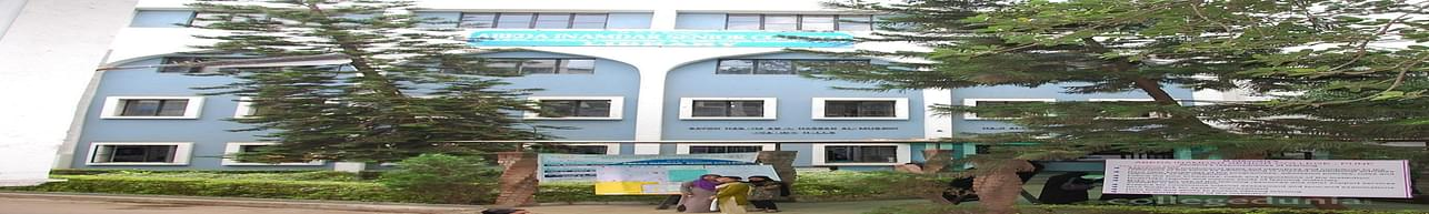 Abeda Inamdar Senior College, Pune - Course & Fees Details