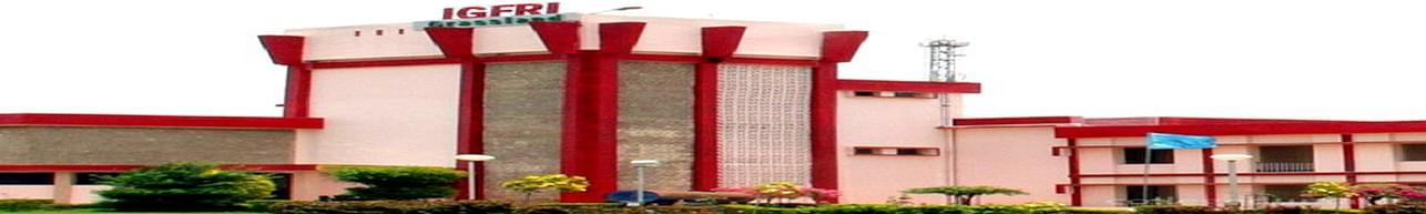 Indian Grassland and Fodder Research Institute-[IGFRI], Jhansi