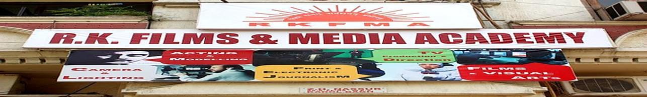 RK Films and Media Academy - [RKFMA], New Delhi