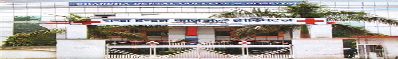 Chandra Dental College & Hospital, Barabanki - Placement Details and Companies Visiting