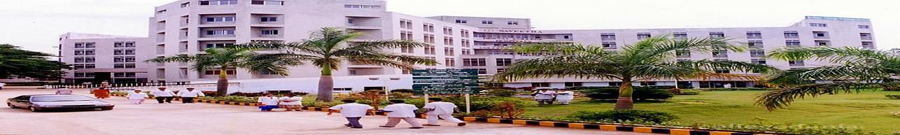 Saveetha Dental College & Hospital, Chennai
