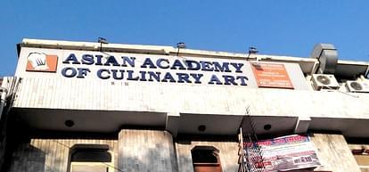 Asian Academy of Culinary Art, New Delhi