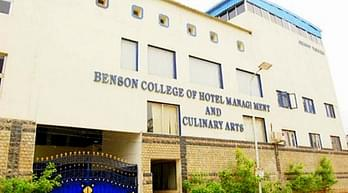 Benson College of Hotel Management  and Culinary Arts, Ambattur