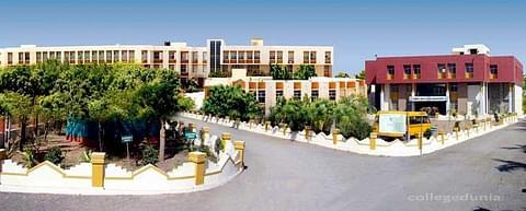 Christ College, Rajkot - Course & Fees Details