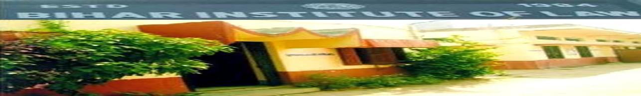 Bihar Institute of law - [BIL], Patna