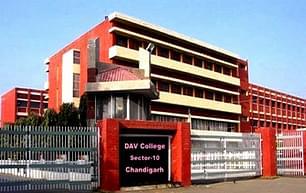 DAV College - [DAVC], Chandigarh - Admission Details 2020