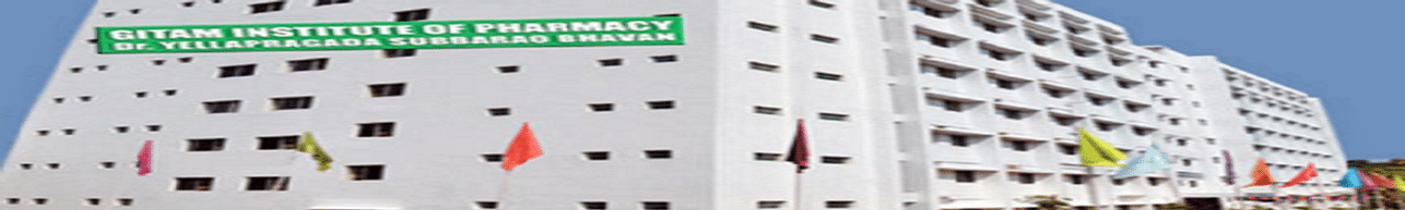 GITAM Institute of Pharmacy - [GIP], Visakhapatnam - Placement Details and Companies Visiting