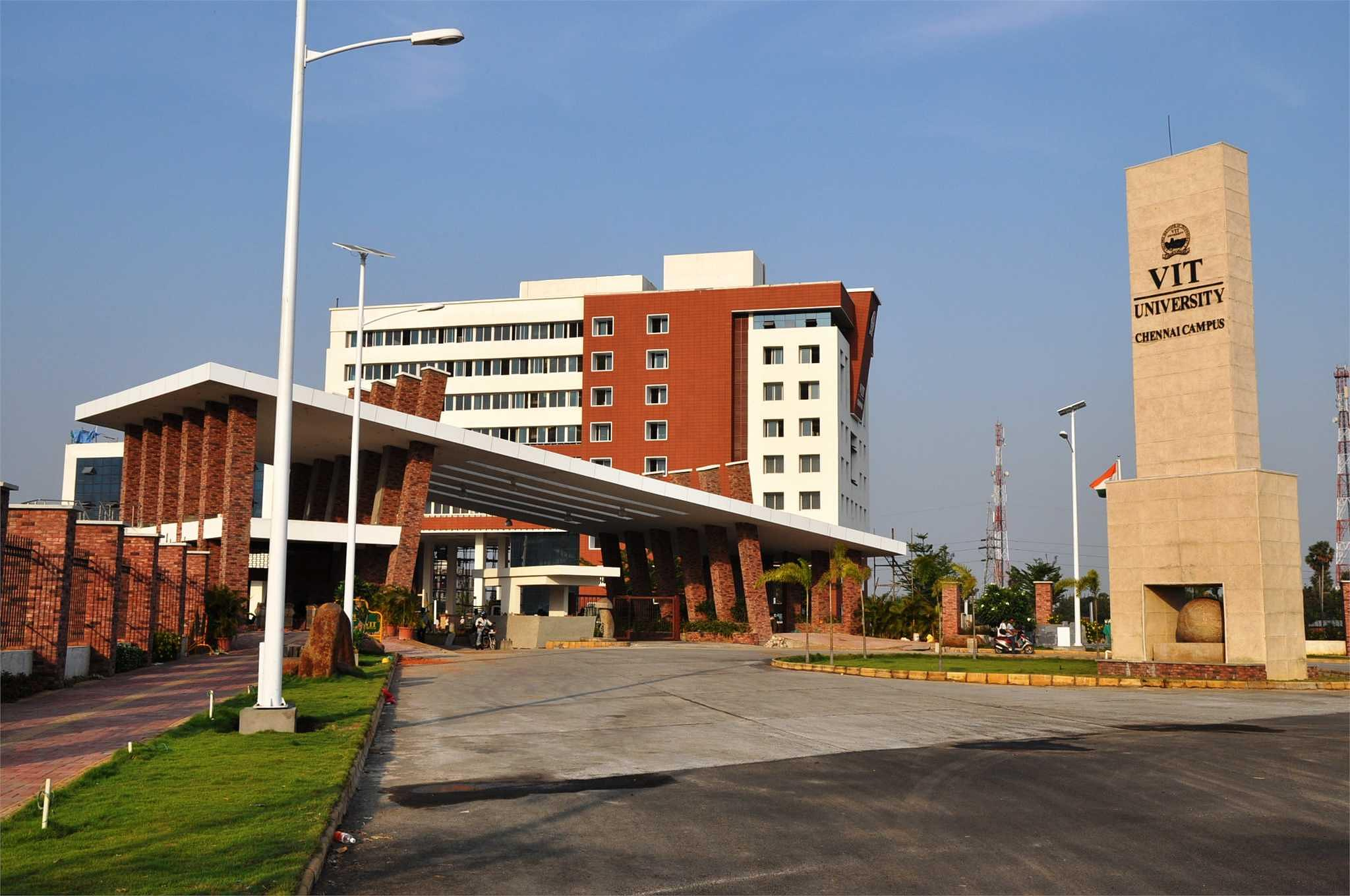 Vit Chennai Courses And Fees Structure