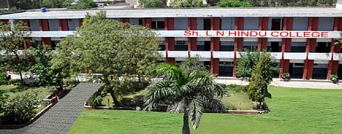 Sh. L.N Hindu College, Rohtak