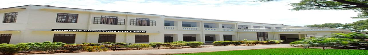 Women's Christian College - [WCC], Nagercoil - Photos & Videos