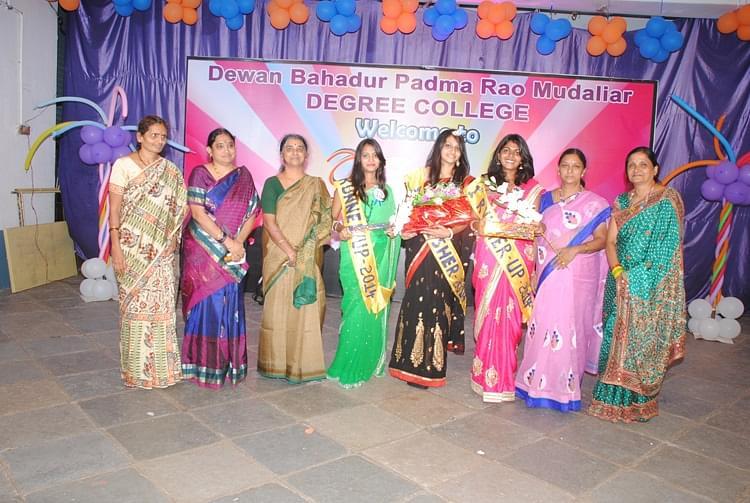 Dewan Bahadur Padma Rao Mudaliar Degree College For Women Dbpm Secunderabad Images Photos Videos Gallery 2020 2021