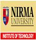 Institute of Technology, Nirma University, Ahmedabad logo