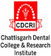 Chhattisgarh Dental College and Research Institute -[CDCRI], Rajnandgaon logo