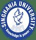 Singhania University, Jhunjhunu logo