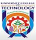University College of Technology, Osmania University, Hyderabad logo