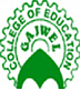Gajwel College of Education, Medak logo