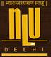 National Law University - [NLU], New Delhi logo