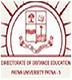 Directorate of Distance Education, Patna University, Patna logo