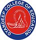 Gyandeep College of Education, Janjgir logo