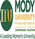 Mody University, Sikar logo